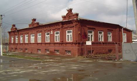 Фото: здание ДЮСШШ ул. Гоголя, 207.